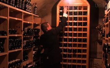 Cave à vins de Jacques Chibois