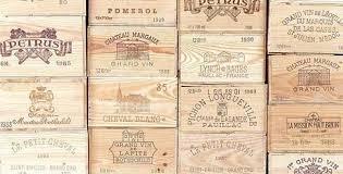 caisses vins
