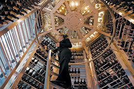 NY restaurant Le Cirque vins