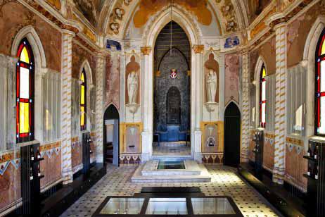 bellet chapelle intérieur