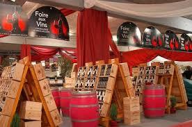foire aux vins rayons
