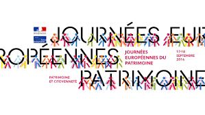 logo journées du patrimoine